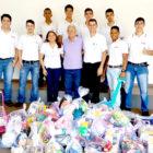 SENAI faz campanha de arrecadação de brinquedos