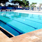 Após melhorias, piscina do Centro de Lazer volta a funcionar