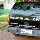 Quase meia tonelada de maconha é encontra em carro com placas de Iracemápolis no Mato Grosso do Sul